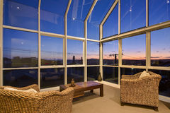 Free Inside Glass Sun Room Stock Images - 8878584