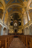 Inside the Great Synagogue in Plzen , Czech republic Stock Photography