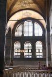 Inside Hagia Sofia. Istanbul Stock Image