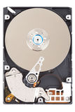 Inside of hard drive Royalty Free Stock Images