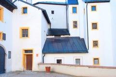 Inside Hohensalzburg castle Royalty Free Stock Photography