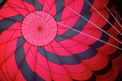 Inside of Hot Air Balloon Royalty Free Stock Image
