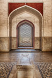 Inside Humayan`s Tomb Stock Images