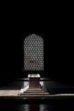 Inside Humayuns Tomb Royalty Free Stock Photo