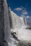 Inside Iguassu Falls 3 Royalty Free Stock Image