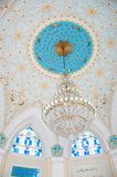 Inside the Interior of the Caravanserai, Royalty Free Stock Image