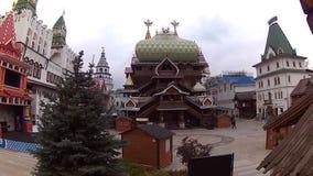 Izmailovsky Kremlin from the inside