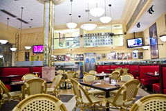 Inside Jerrys Deli in South Miami Royalty Free Stock Photo