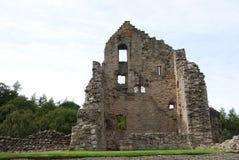 Inside Kildrummy Castle Stock Photos