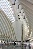 Inside of LAgora, Valencia Royalty Free Stock Photo