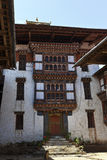 Inside Lhuentse Dzong in Eastern Bhutan - Asia Stock Photography