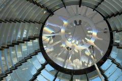 Inside lighthouse Royalty Free Stock Photos