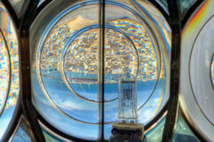 Inside of the lighthouse lantern, Sousse Stock Photos