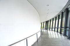 Inside of London city hall Stock Photography