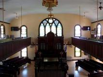 Inside Maine Jewish Museum Stock Photo