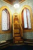 Inside meczet Zdjęcia Royalty Free