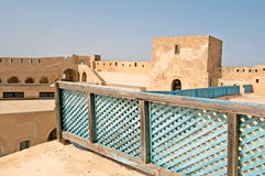 Inside mediaval fortress, Sousse, Tunisia Royalty Free Stock Image