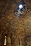 Inside medieval Armenian monastery Stock Images