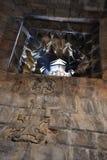 Inside medieval Armenian monastery Royalty Free Stock Photos