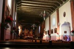 inside mission Στοκ Εικόνα