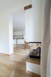 Inside modern house Stock Image