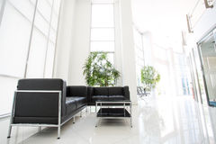 Inside of modern office Royalty Free Stock Images