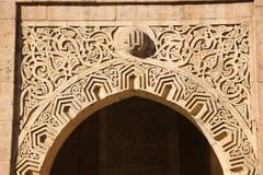 Inside Mohammed Ali pałac obraz royalty free