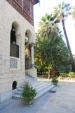 Inside Mohammed Ali pałac - Egipt zdjęcia royalty free