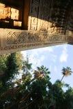 Inside Mohammed Ali pałac - Egipt obrazy royalty free