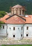 Inside the monastery Bachkovski in Bulgaria Stock Photos