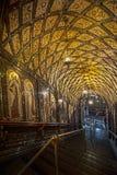 Inside Montserrat Abbey Royalty Free Stock Images