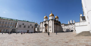 Inside the Moscow Kremlin, Moscow, Russian federal city, Russian Federation, Russia Stock Photo