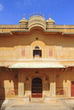 Inside Nahargarh Fort Royalty Free Stock Photo