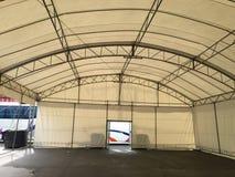 Inside namiot Obrazy Royalty Free