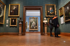 Art gallery London Royalty Free Stock Photo