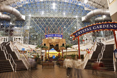 Inside Navy Pier Royalty Free Stock Photo