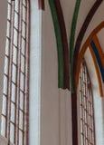 Inside the Nikolai Kirche Royalty Free Stock Photo