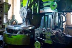 Inside nowożytna fabryka Zdjęcie Stock