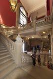 Inside the Oceanographic Museum of Monaco Royalty Free Stock Image