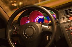 Free Inside Of A Car Royalty Free Stock Photos - 1387658