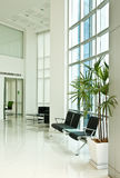 Inside Of Modern Office Building Royalty Free Stock Image