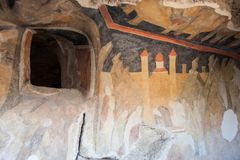 Free Inside Of The Rock-hewn Churches Of Ivanovo Stock Images - 89162744