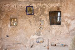 Free Inside Of The Rock-hewn Churches Of Ivanovo Stock Images - 89162814