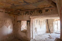 Free Inside Of The Rock-hewn Churches Of Ivanovo Stock Images - 89162844