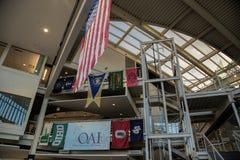 Inside the Ohio Aerospace Institute in Cleveland, Ohio. The Ohio Aerospace Institute OAI is a non-profit organization that enhances the aerospace competitiveness Stock Photos
