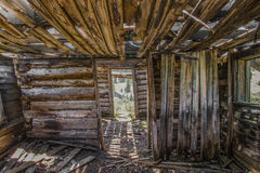 Rustic Shack Stock Image