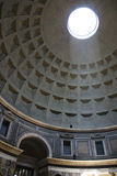 Inside the Pantheon  Stock Images