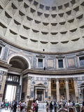 Inside Pantheon, Rome Royalty Free Stock Images