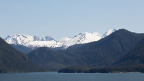 The Inside Passage Stock Image