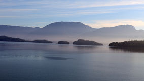 Inside Passage Royalty Free Stock Photography